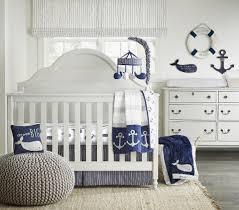 Wendy Bellissimo Baby Clothes Wendy Bellissimo Landon Navy White Grey 4 Piece Crib Bedding Set