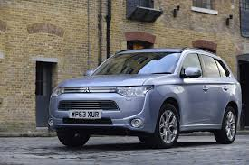 mitsubishi suv 2014 mitsubishi outlander phev 2015 review by car magazine