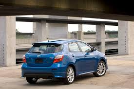 2010 toyota corolla s blue 2010 toyota matrix overview cars com