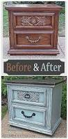 How To Repaint A Nightstand Storage Benches And Nightstands Beautiful Refinish Nightstand
