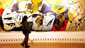 Image Gallery Controversial Paintings - mf husain painting gallery 27 full image