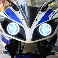 Led R15 Kt Headlight Suitable For Yamaha Yzf R15 2012 2016 Led Eye