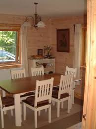 Pictures Of Log Home Interiors Log Cabin Interior Finishes Which Materials Are Best