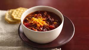 all american chili cooking light slow cooker family favorite chili recipe bettycrocker com