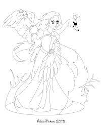 barbie coloring pages printable free activities swan princess lake