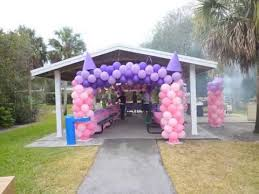 princess theme party decoration in a park dreamark events youtube