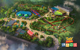 Map Of Disneyworld Disney Announces Opening Date For U0027toy Story Land U0027 At Disney World
