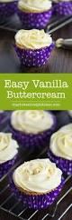 easy vanilla buttercream charlotte u0027s lively kitchen