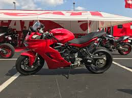 first drive 2017 ducati supersport