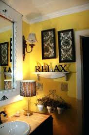 yellow bathroom decorating ideas bathroom decorating ideas gray and yellow mariannemitchell me