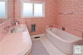 retro pink bathroom ideas capsule 1950s bathroom from fullerton ca my future home