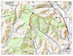Letchworth State Park Map by Camping On Mccarthy Hill Road U2013 Andy Arthur Org