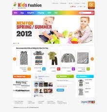 os23130008 premium kids fashion store oscommerce template