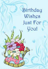mum birthday card creator