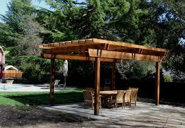 patio u0026 pergola ideas deck furniture sweet dark wood pergola