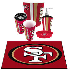 Nfl Shower Curtains 49ers Shower Curtain Rings Shower Curtain Ideas