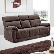 Stylish Recliner Fabric Sofas With Recliners Tehranmix Decoration
