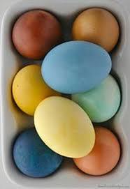 natural dye easter eggs hometalk