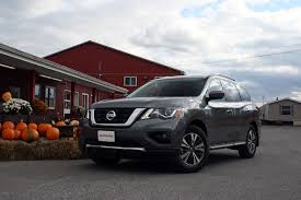 nissan pathfinder us news 2017 nissan pathfinder review autoguide com news