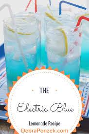 più di 25 fantastiche idee su limonata blu elettrico su pinterest
