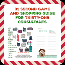 shopping guide thirty one christmas wishlist and shopping guide melissa fietsam