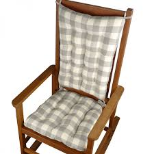 Wooden Rocking Chair Outdoor Decor Be Comfort With Outdoor Rocking Chair Cushions U2014 Andersonesque
