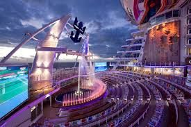 Largest Cruise Ship The World U0027s Largest Cruise Ship Allure Of The Seas Twistedsifter