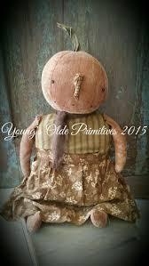 434 best pumpkins of prim images on pinterest primitive pumpkin