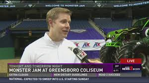 monster truck show greensboro nc monster jam rumbles greensboro coliseum