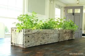 window planters indoor indoor window planter metal flower boxes cedar window boxes zinc