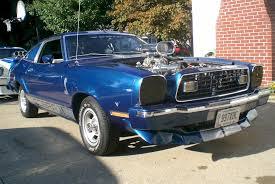blower for mustang blue 1976 ford mustang cobra ii hatchback mustangattitude com