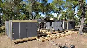 Low Cost Tiny House Pop Up House The Affordable Passive House On Vimeo