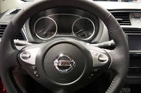 nissan sedan 2016 interior 2017 nissan sentra sr turbo finally debuts autoguide com news