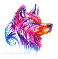 wolf design by lucky978 on deviantart