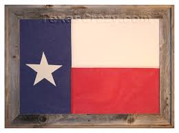 Barn Wood For Sale In Texas Buy Large Texas Flag Framed Texas Home Office Wall Decor