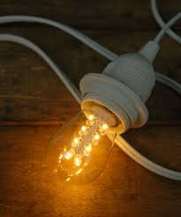 Led White Light Bulbs by S14 Edison Light Bulb Warm White E26 Base