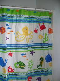 Childrens Shower Curtain Shower Impressive Childrens Shower Curtains Photos Design