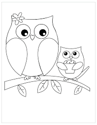 coloring page for adults owl baby owl coloring pages for adults cartoon owl coloring page owls