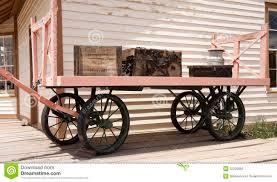 old railway luggage cart royalty free stock photo image 32228065