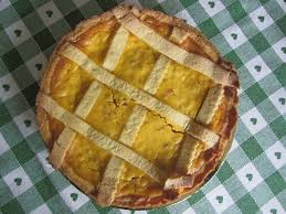 neapolitan grain pie pastiera napoletana for easter