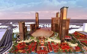 Las Vegas Map Of Casinos by Resorts World Las Vegas Wikipedia