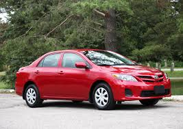 toyota corolla 2011 specs used toyota corolla 2009 2013 expert review