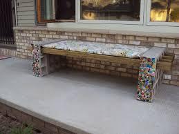 cinder block bench seating photos u2014 wow pictures cinder block