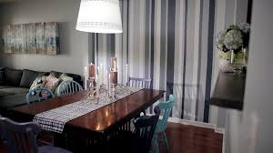 trendy paint colors for dining rooms with two paint colors ideas