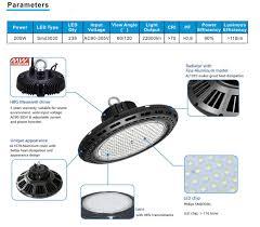 Philips Led Light Bar by Larsen Lights Led Lights For Your Equipment Ufo High Bay 200w