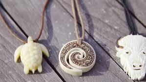bone carved pendants slide up 4k crafted pendants