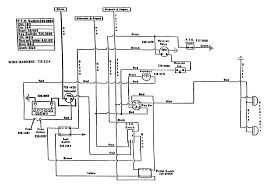 wiring diagram for 1330 cub cadet u2013 the wiring diagram