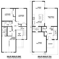uncategorized contemporary 1 story house plans cool two story