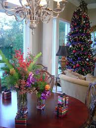 Pink Purple Blue Christmas Decorations by 15 Great Colorful Interior Design Ideas For Christmas Decoration