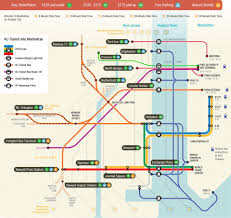 Subway Nyc Map Nj Hotels Near Transit To Nyc Train Subway Ferry Shuttle